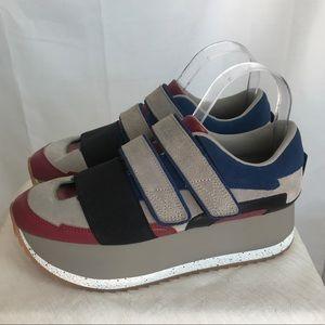 Platform sneakers Zara